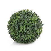 Kunststoff Buchsbaum Kugel FRITZ, Kunststoffgitter, Ø18cm