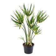 Künstliches Zyperngras SASINA, grün, 55cm