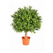 Künstlicher Buchsbaum TOM, Naturstamm, 35cm, Ø25cm