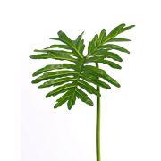 Plastik Philodendron Selloum Blatt ELODIE, 90cm