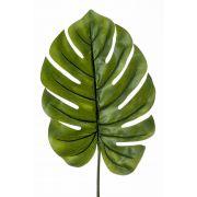 Kunst Philodendron Monstera Deliciosa Blatt DRETA, 95cm