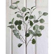Kunstzweig Eukalyptus AMADEUS, grün-grau, 90cm